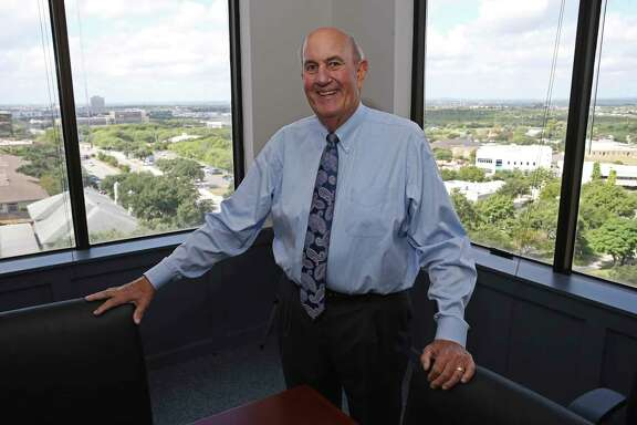 Jim Reed became president of the San Antonio Medical Foundation two decades ago. He also is a retired district manager with Southwestern Bell, where he worked for 31 years. The foundation is a nonprofit that helped bring a University of Texas medical school to San Antonio and launch the South Texas Medical Center.