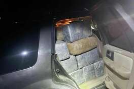 Early Saturday morning, Brewster County Sheriff's deputies and Border Patrol agents recovered approximately 1,127 pounds of marijuana in an abandoned SUV, according to a Facebook post from the BCSO.