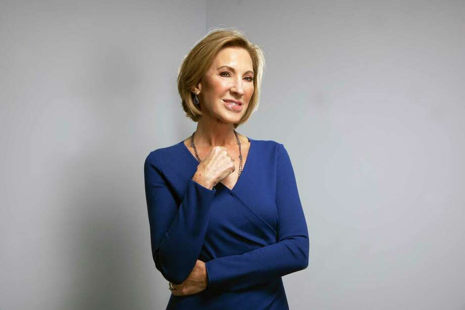 Carly Fiorina was a GOP presidential candidate in 2016. Photo: Washington Post Photo By Marvin Joseph / The Washington Post