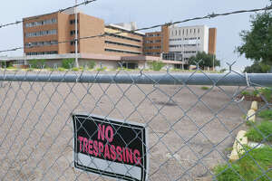 Redevelopment of the former Mercy Hospital building has been stalled for the foreseeable future according to the Laredo Economic Development Corporation and the project manager.