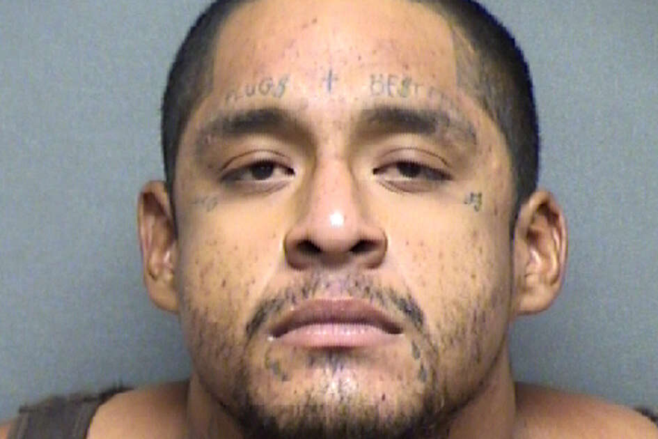 Juan Valentine Fragosa, 26, is charged with murder for allegedly strangling a man to death.