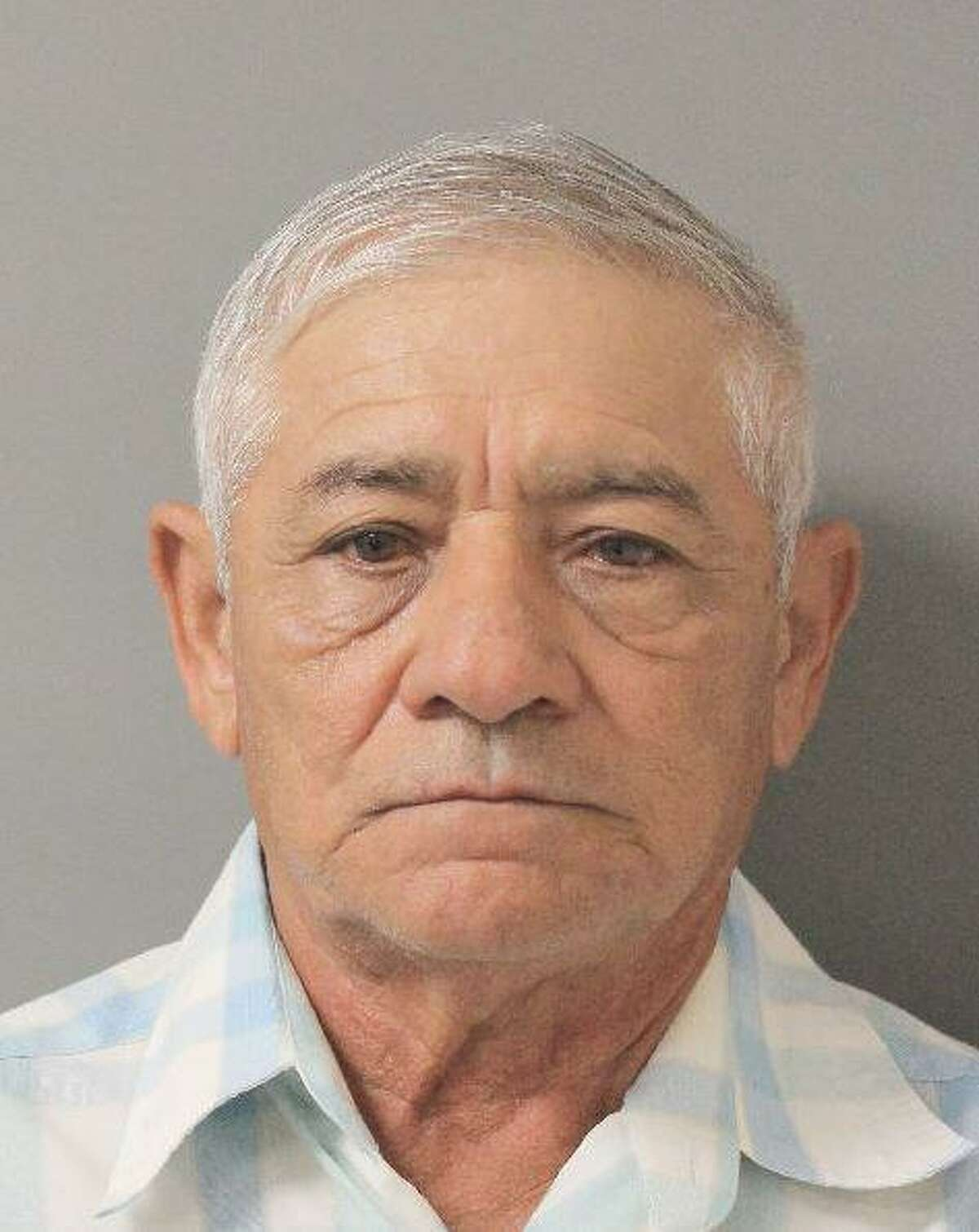 Rogelio Alberto Guardado, 72, pleaded guilty to aggravated assault of a family member causing serious bodily injury.