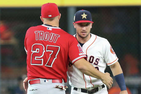 Mike Trout's season is over. Will that open the door for Alex Bregman to make a late run at solidifying a case for American League MVP?