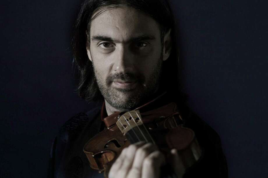 Leonidas Kavakos Photo: Daniel Regan / Decca