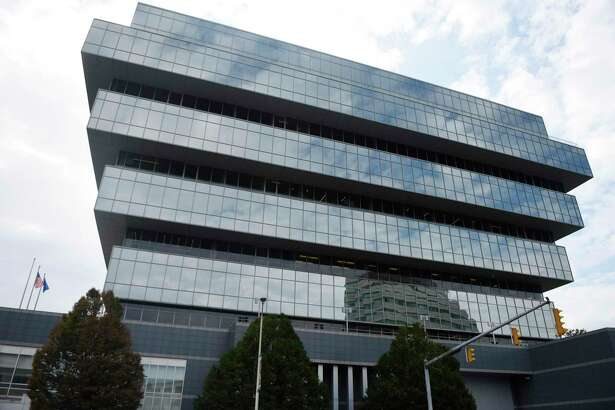 Purdue Pharma is headquartered at 201 Tresser Blvd., in downtown Stamford, Conn.