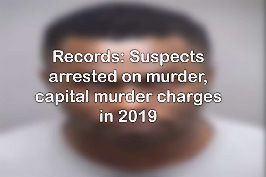 Almost 50 suspects have been arrested and charged with murder or capital murder charges for incidents that have occurred through August 2019 in Bexar County, according to records obtained by mySA.com.   Scroll through the following slideshow to see mugshots or photos for murder and capital murder arrests in 2019.   Photo: Bexar County Jail