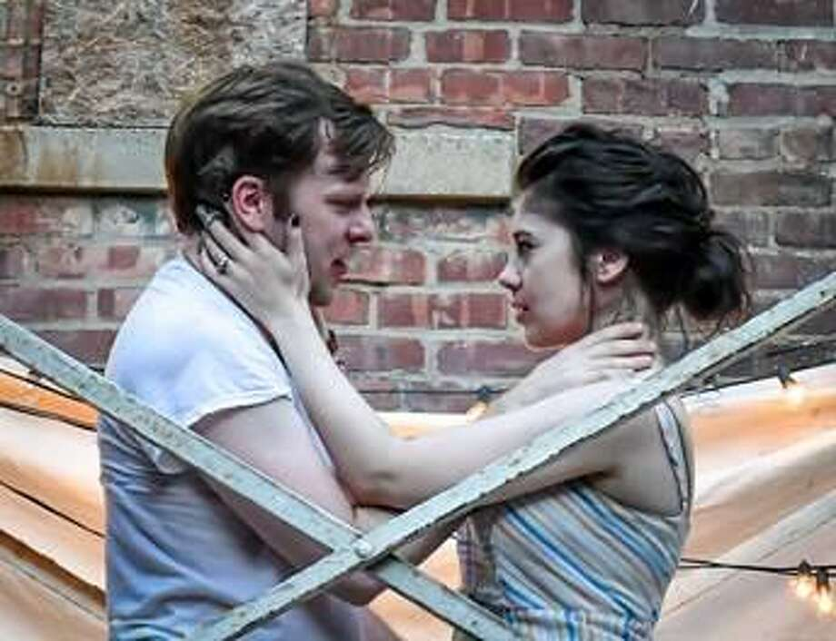 "The Drilling Company's Shakespeare in the Parking Lot free production of ""Romeo and Juliet"" takes place September 21 in Ballard Park, as part of the The Michael Chekhov Theatre Festival of Ridgefield. Photo: Lee Wexler / Contributed Photo"