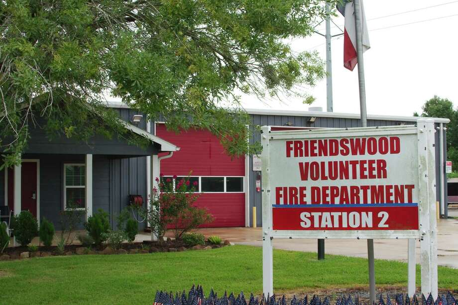 Discussion is underway between the city and Friendswood Volunteer Fire Department about replacing Fire Station No. 2 with a new facility. Photo: Kirk Sides / Staff Photographer / ? 2019 Kirk Sides / Houston Chronicle