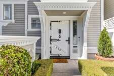 """The agent used """"virtual staging"""" throughout the vacant home."""