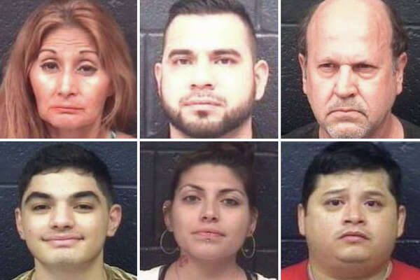 Click through the gallery to see DWI arrests in Laredo during August 2019.