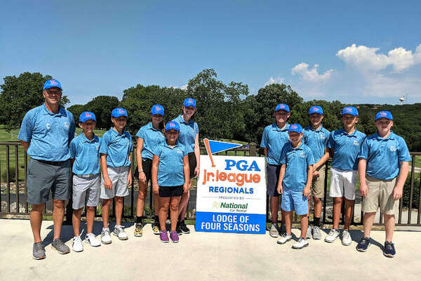 The Metro 1 All-Stars played Saturday and Sunday in the PGA Junior League Regional at The Lodge of Four Seasons in Lake Ozark, Mo.