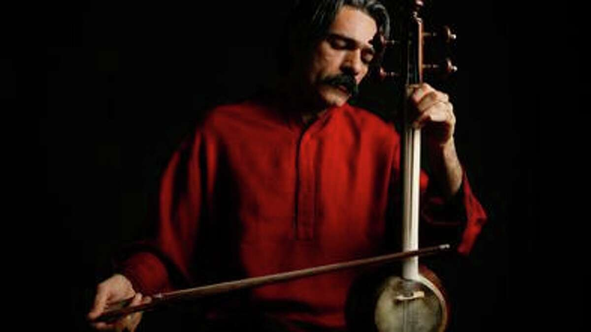 The Greater Bridgeport Symphony's 74th season premieres on September 21 at The Klein in Bridgeport, featuring members of Yo Yo Ma's Silkroad Ensemble, including Persian kamancheh (or spiked fiddle) master Kayhan Kalhor.