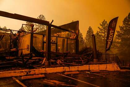 California wildfires: Cell companies can't promise indefinite service