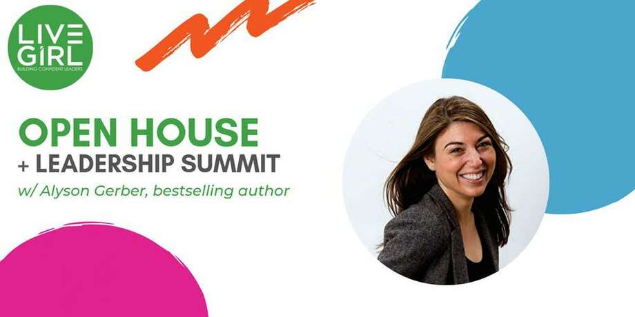 LiveGirl will host a Parent/Daughter Open House and Leadership Summit with Alyson Gerber on Friday, Sept. 20. Photo: Contributed Photo.