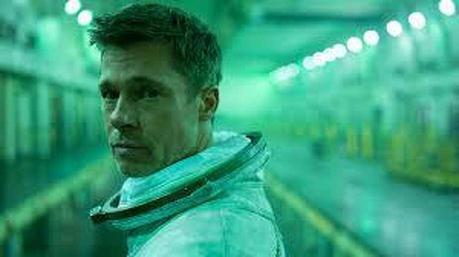 Brad Pitt in James Gray's Ad Astra.