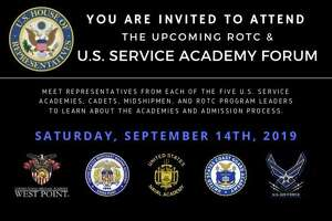 Students in area school districts who have an interest in attending any of the U.S. Service Academies or join the ROTC are invited to attend a forum at Hardin-Jefferson High School on Sept. 14 from 3 to 5 p.m. The forum is open to all interested 8th- 12th grade students, their parents, guardians, and educators. The event is sponsored by Congressmen Brian Babin (TX-36) and Randy Weber (TX-14) and will be held in the Hardin-Jefferson High School cafeteria.