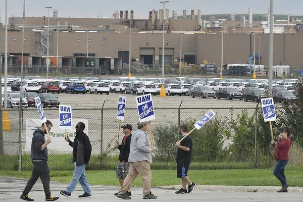 Strike idles more than 50 GM factories and warehouses