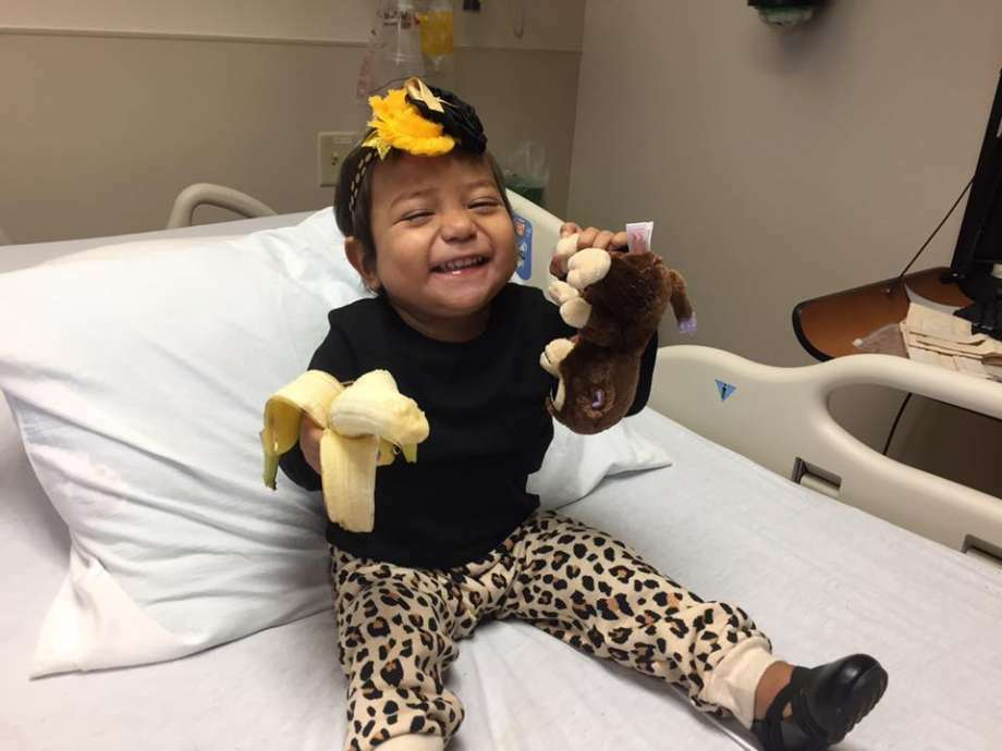Bella Sanchez, who passed away in April after a battle with cancer, is shown in this file photo. Photo: Courtesy