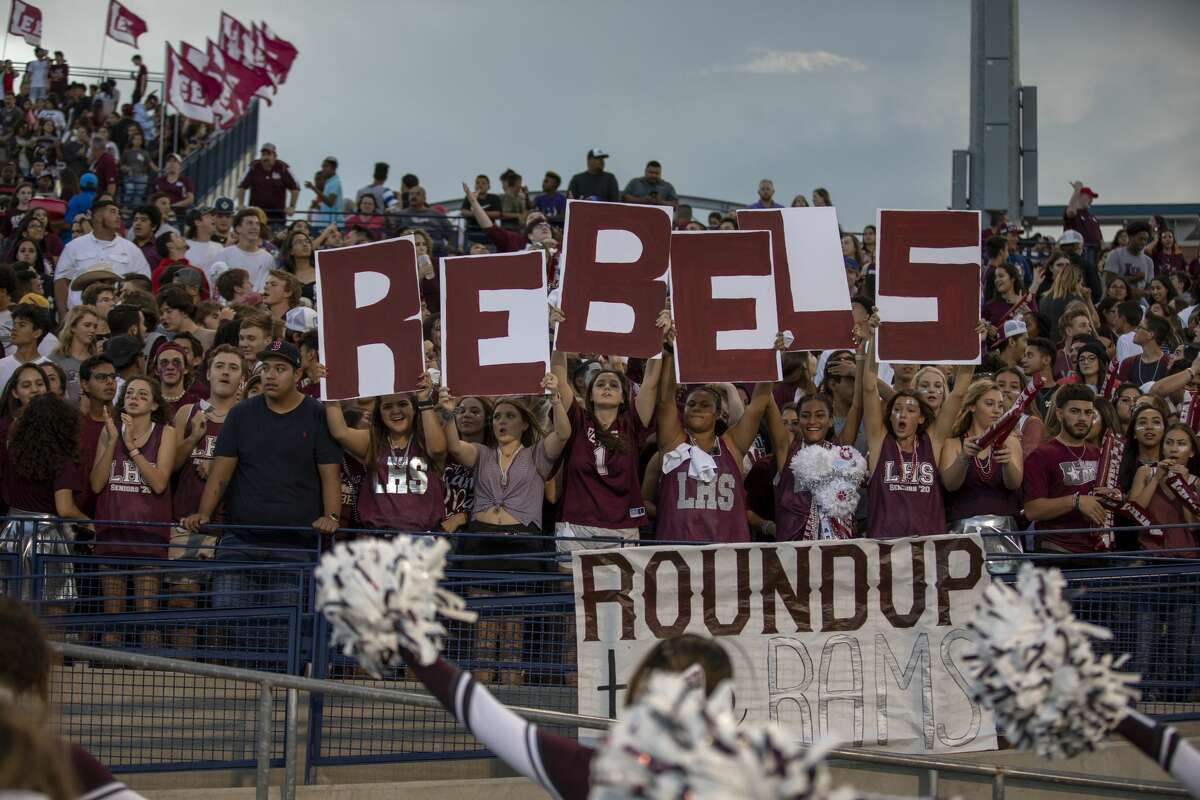 Scenes from Lee's homecoming on Friday, Sept. 13, 2019 at Grande Communications Stadium. Jacy Lewis/Reporter-Telegram