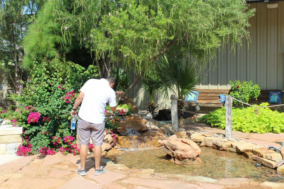 Keep Midland Beautiful hosted its annual Trio of Gardens tour on Sept. 15.