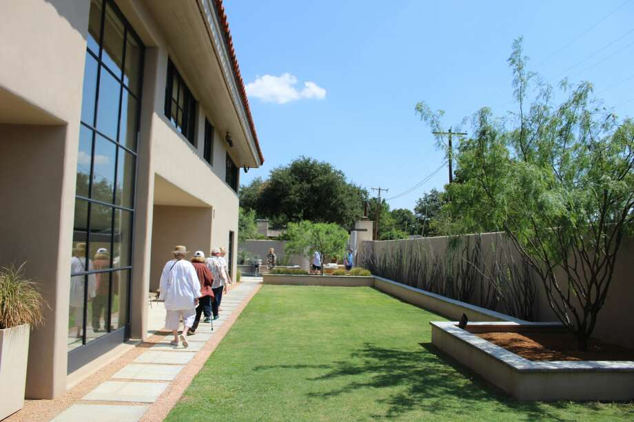 Keep Midland Beautiful hosted its annual Trio of Gardens tour on Sept. 15. featuring three landscapes at area residences. Photo: Rich Lopez/MRT