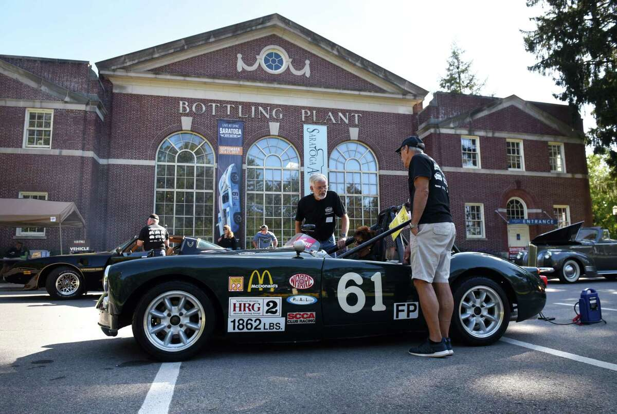 Friday and Saturday: Place a bid or just be a spectator at the Saratoga Auto Auction in Saratoga Springs.