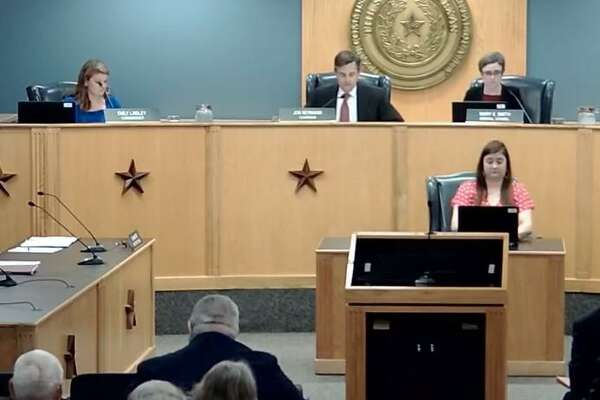 Texas Commission on Environmental Quality hearing on Wednesday, June 12th, 2019 meeting.