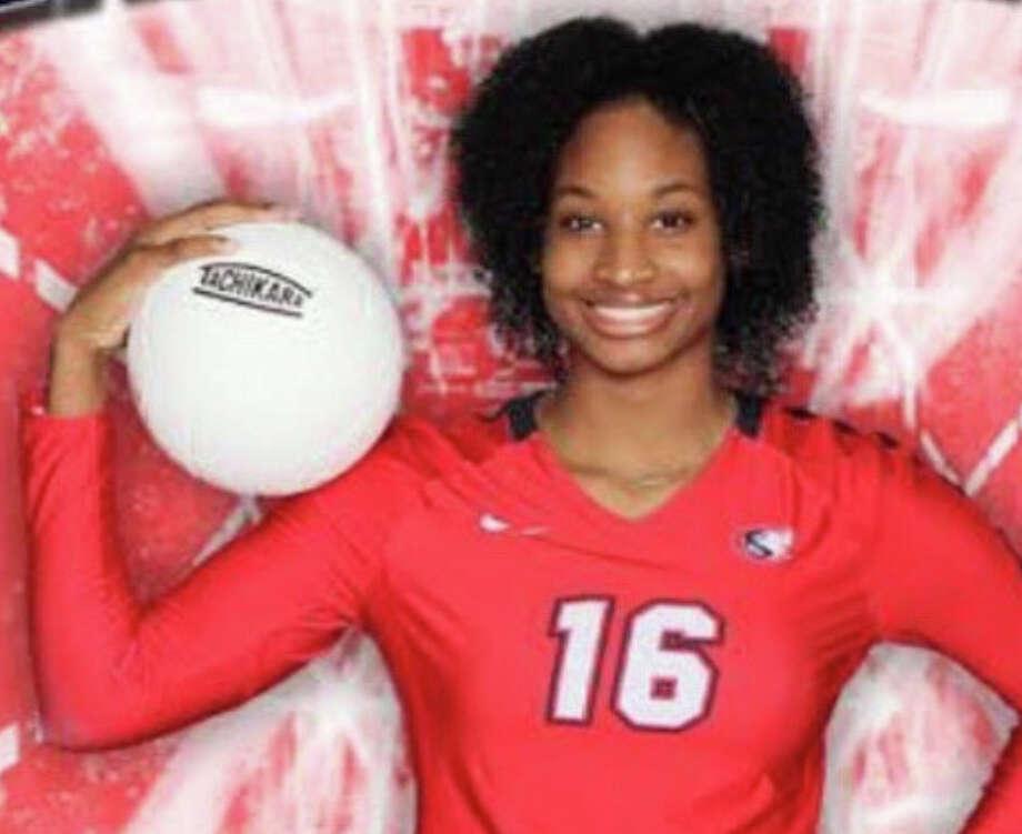 Cypress Springs' Ielan Bradley is this week's Chron's girls athlete of the week. Photo: Handout Photo