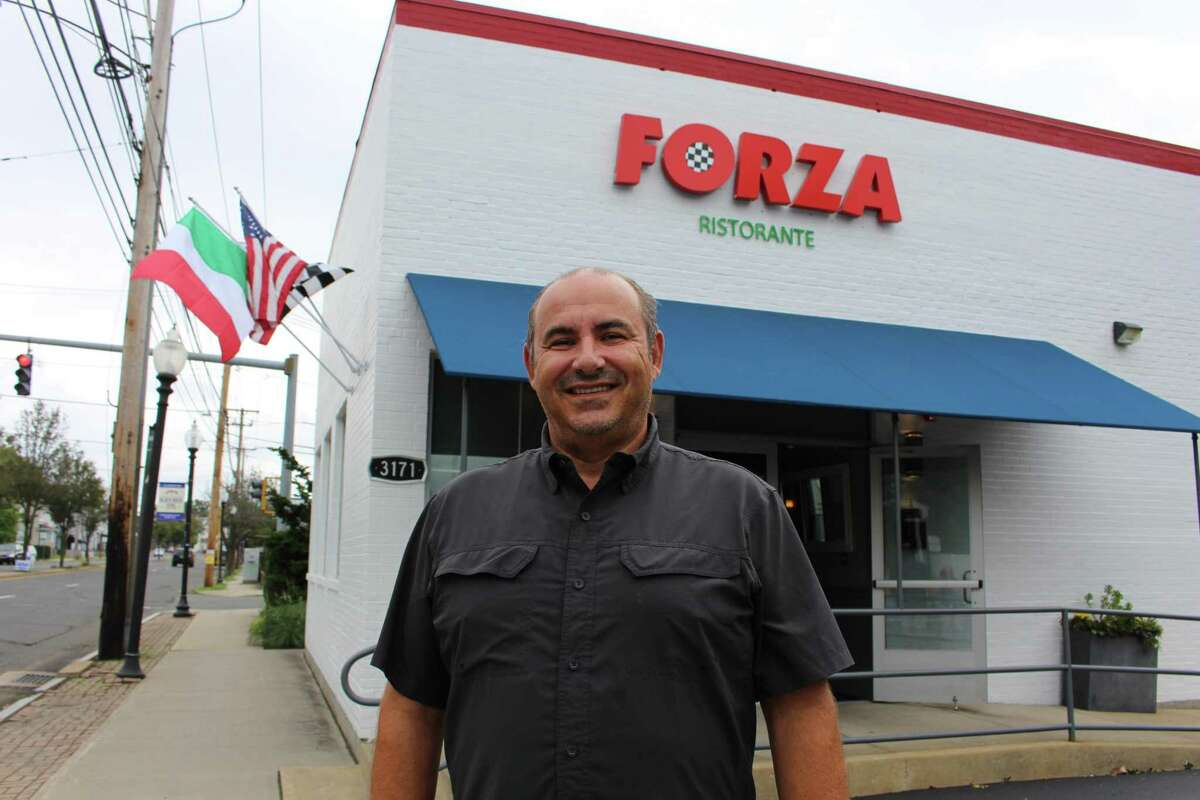 Eric Sierra, Owner of Forza Ristorante in Black Rock