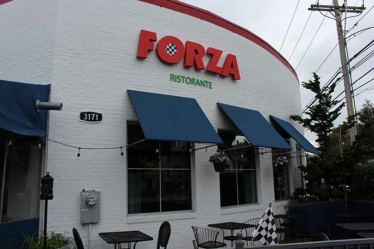 Forza Ristorante at 3171 Fairfield Avenue in Bridgeport.