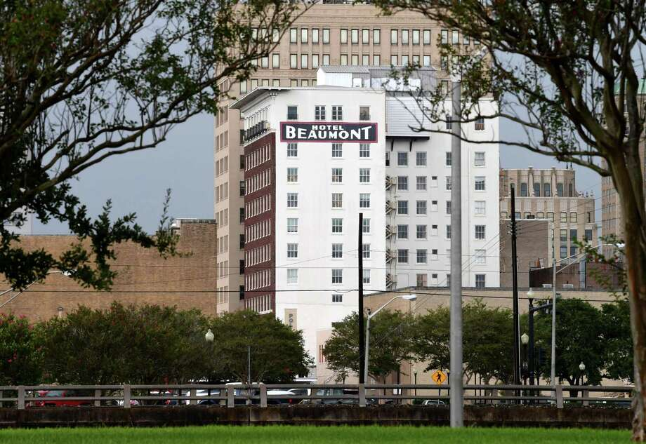 Regional hotel businessman Mack Patel is looking to purchase the Hotel Beaumont with hopes to begin renovation in fall of 2020. Photo taken Monday, 9/16/19 Photo: Guiseppe Barranco/The Enterprise, Photo Editor / Guiseppe Barranco ©