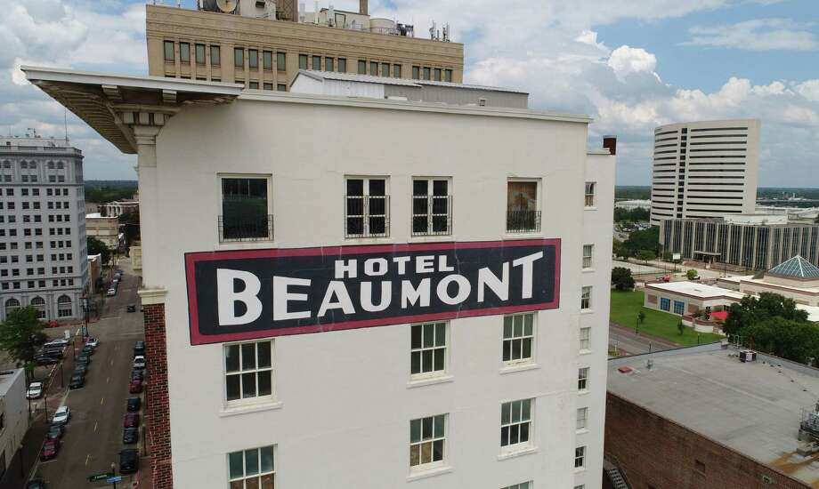 Mack Patel, a hotel developer, is in the process of purchasing the building at 625 Orleans St. to convert into a Hampton Inn, which would be his ninth hotel. Photo: Guiseppe Barranco/The Enterprise, Photo Editor / Guiseppe Barranco ©