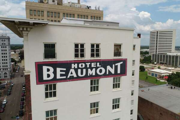 Regional hotel businessman Mack Patel is looking to purchase the Hotel Beaumont with hopes to begin renovation in fall of 2020. Photo taken Monday, 9/16/19