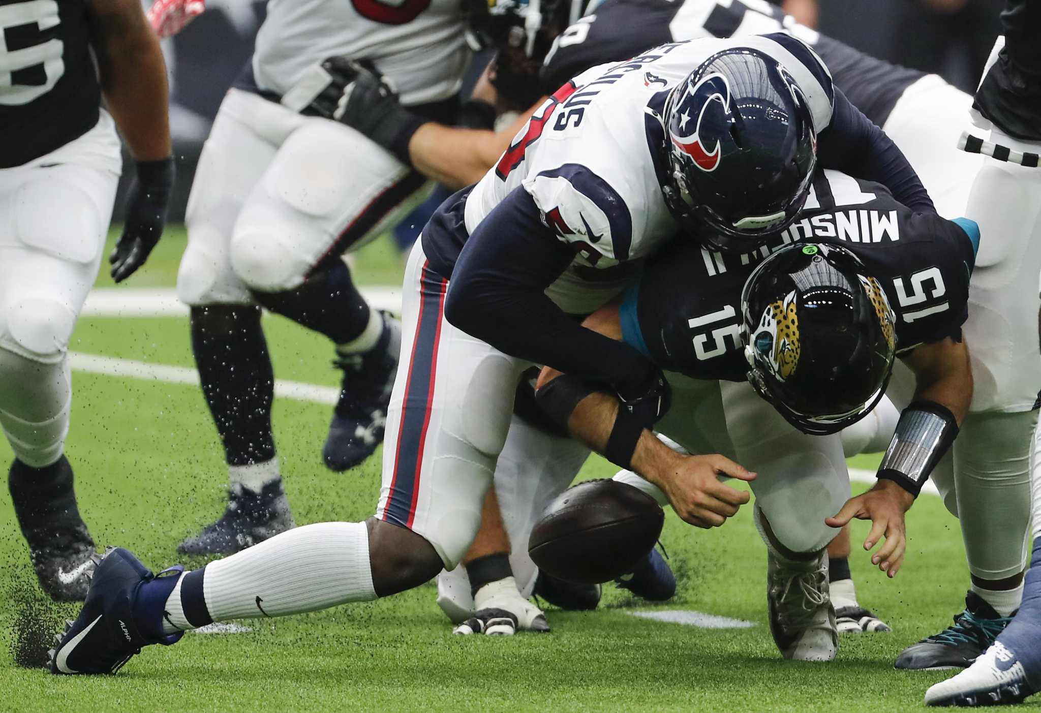 Texans' Whitney Mercilus named AFC Defensive Player of the Week
