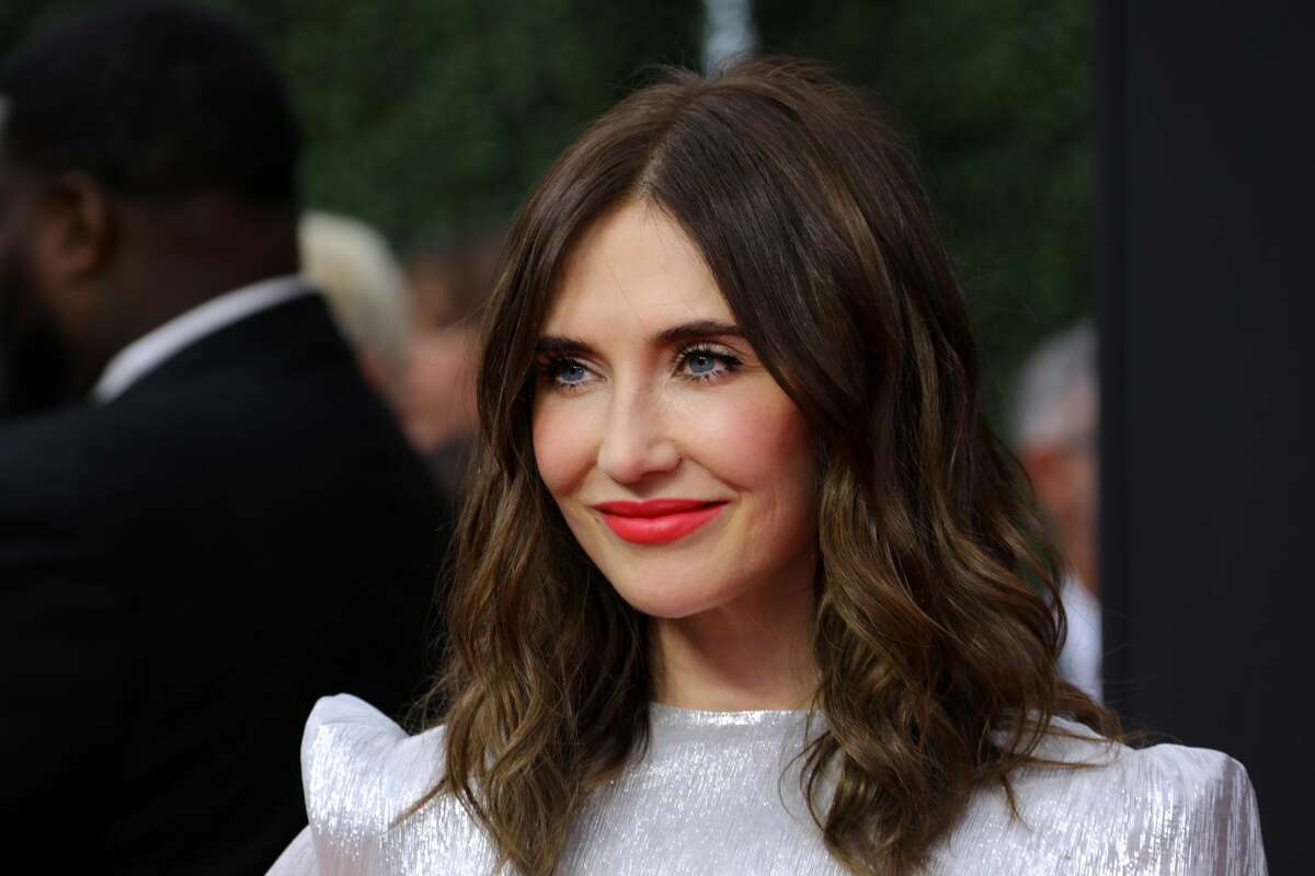 Carice van Houten attends the 2019 Creative Arts Emmy Awards on September 15, 2019 in Los Angeles, California.