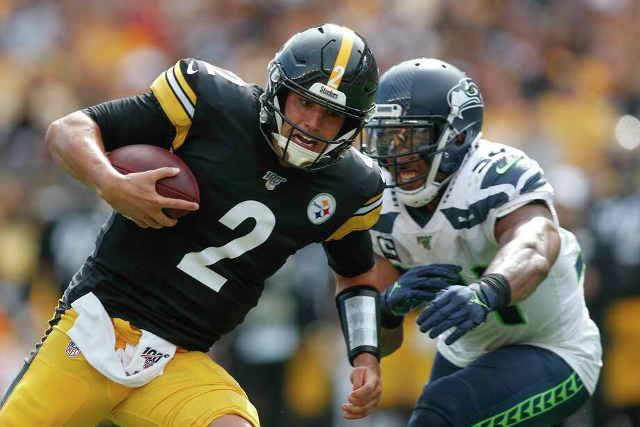 I victory at Pittsburgh has propelled the 2-0 Seahawks into the top 10 in this week's power rankings, and made the NFC West race a lot more interesting. Photo: Don Wright / Copyright 2019 The Associated Press. All rights reserved