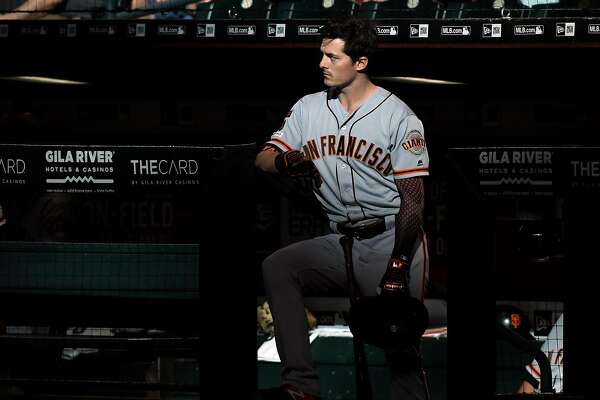 Giants' Yastrzemski goes home to Boston remembering his best coach: His dad
