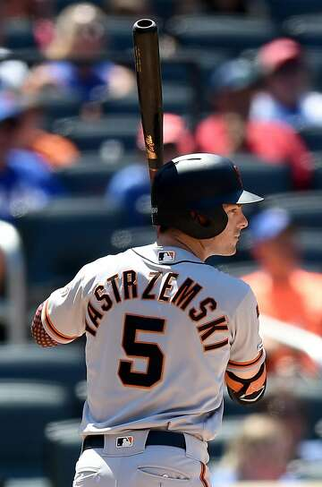 Giants' Mike Yastrzemski matches hype of his Fenway debut with a home run in 15-inning win