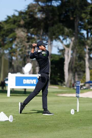 Stephen Curry's passion for golf takes fresh twist: promoting the game