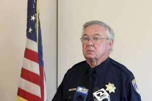 Tiburon chief of police Michael J. Cronin reports a boating accident on a boat in a nearby slip where two people fell overboard  and were struck by the boat on Monday, Sept. 16, 2019 in Tiburon, Calif.  An 11 year old was deceased and the 27 year old had lacerations to his leg and was transported to Marin General Hospital.
