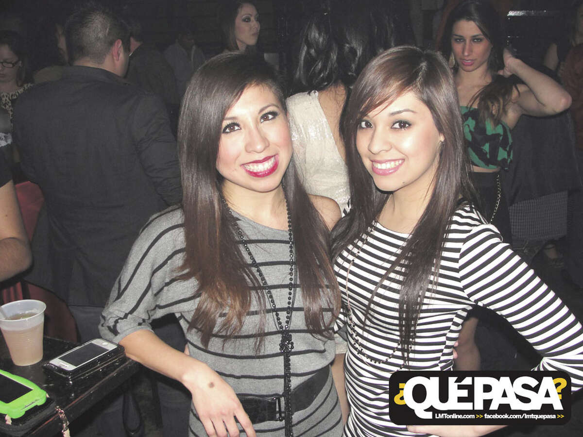 Evelyn Gamez and Nany Gaona at F-Bar 2013 ¿Qué Pasa? Out & About Galleries