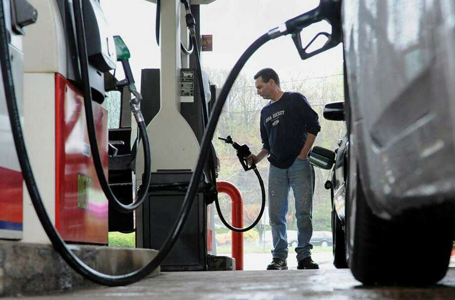 Gasoline prices are expected to rise in Connecticut after drone attacks on two major Saudi Arabia oil facilities last weekend. AAA said motorists can expect some volatility at the pump in the coming days and weeks. On Monday, Sept. 17, 2019, global energy prices spiked more than 14 percent, causing the worst disruption to world supplies on record. U.S. crude oil jumped more than $8 to close at $62.90 a barrel. Photo: Shay, Jim