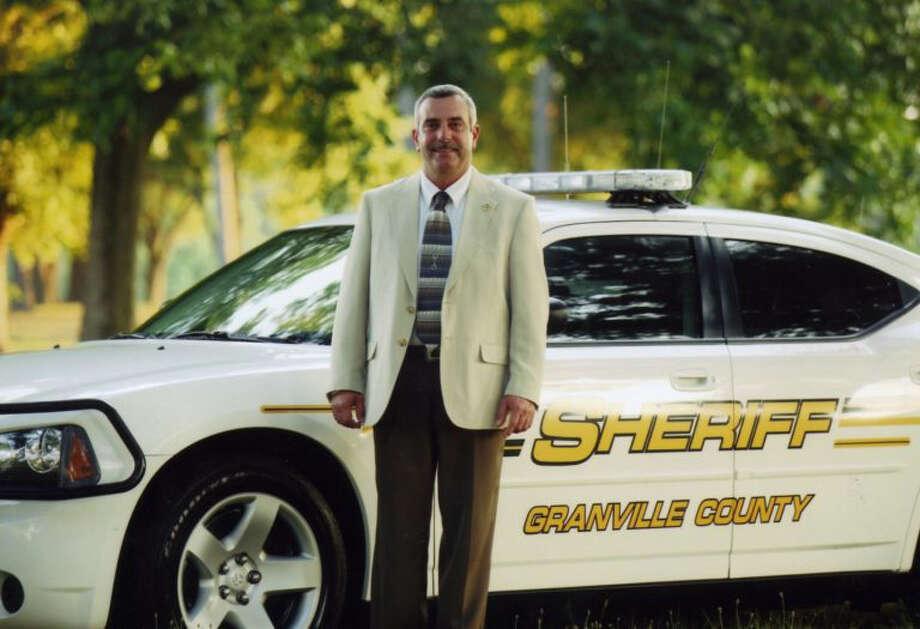 Granville County (North Carolina) Sheriff Brindell Wilkins. Photo: Granville County / The Washington Post