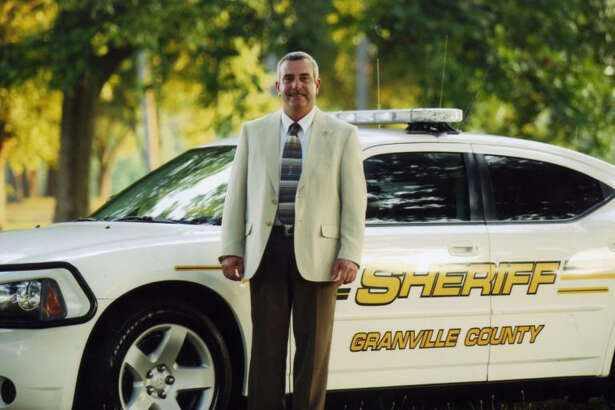 Granville County (North Carolina) Sheriff Brindell Wilkins.