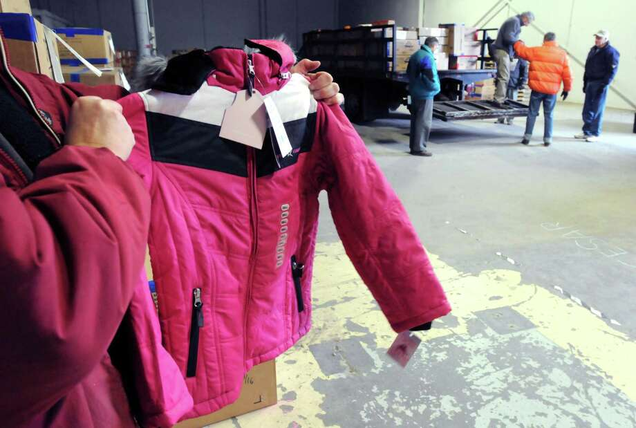 Got coats? Wilton Congregational Church is collecting them. Photo: /