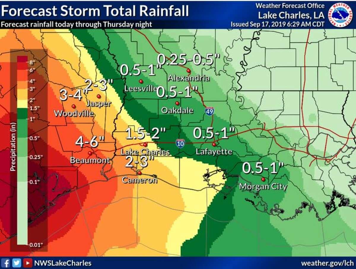 Photos: National Weather Service