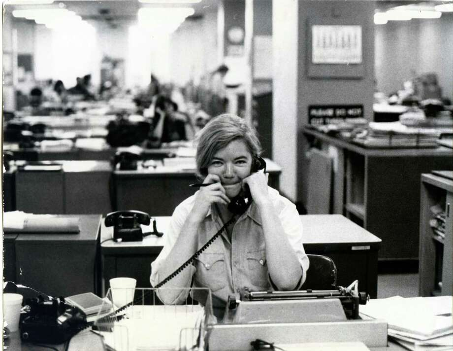"""Raise Hell: The Life and Times of Molly Ivins"" is a documentary about the Texas journalist. Photo: Magnolia Pictures / Contributed Photo /"