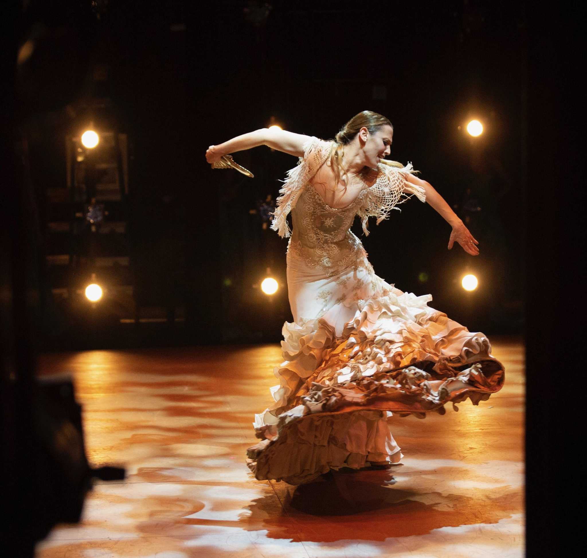 Siudy Garrido puts a fresh stamp on flamenco traditions
