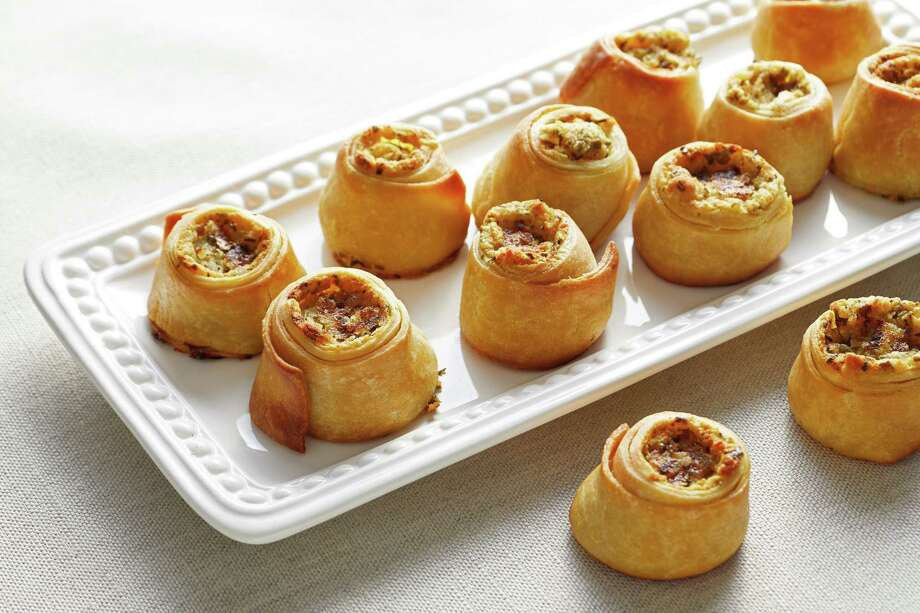 A use for leftovers isn't pie in the sky. It's a knish.