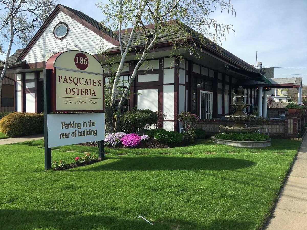Pasquale's Osteria in Norwalk.